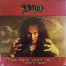 DIO 2LP VINYL - LIVE FROM THE COLISEUM WASHINGTON 1984