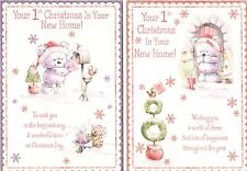 1st Christmas In Your New Home Card. Various Designs Available Quality Cards