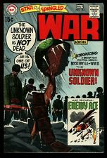 Star Spangled War Stories #151 HIGHER GRADE 1st app. of Unknown Soldier!L@@K!
