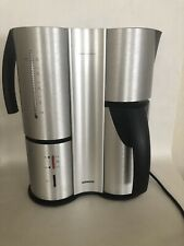 Siemens TC91100 -8 Tassen Filter-Kaffeemaschine Porsche Design