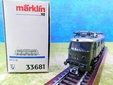 C09 Märklin H0 33681 E-Lok DRG  E18 15 Delta digital OVP TOP