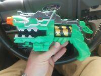 Power Rangers   Dino Super Charge   Morpher Lance Missiles   Blaster avec 4 Flec