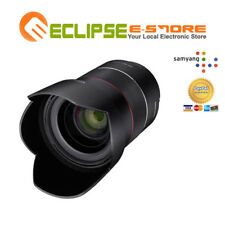 Brand New Samyang AF 35mm F1.4 FE Sony E Lens