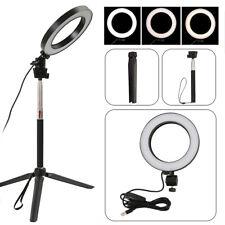 Per Motorola Moto G 4g-Bianco Selfie 36 LED Flash anulare luce di riempimento macchina fotografica Clip