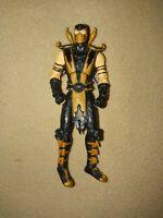 """Mortal Kombat MK9 Scorpion Action Figure Jazwares toys Rare 3.75"""" - 4 """""""
