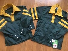 Vtg NWT NASL JACKET Pacific Trail Portland Timbers jersey soccer youth sz 10 12