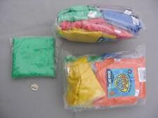 BEAN BAGS CARNIVAL GAME SUPPLY BRIGHT COLORS APPROX 5 INCHES- 2 DOZEN