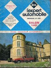 RTA revue technique automobile N° 234 RENAULT 21 R21