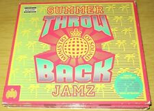 Ministry:Summer Throw Back Jamz - Various Artists (2016 Triple CD Album)