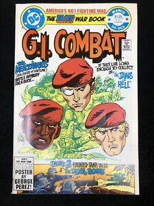 GI Combat #263 (DC 1984) Joe Kubert ~ 9.0 VF/NM