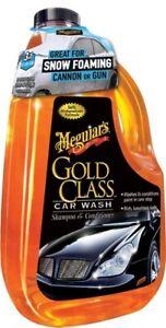 Meguiars Gold Class Car Wash Shampoo 1.89L G7164