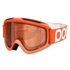POC Skibrille Iris X Zink Orange/Sonar Orange Gr. M, UVP 149,95