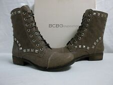 BCBGeneration BCBG Size 9 M Varik Timber Leather Ankle Boots New Womens Shoes