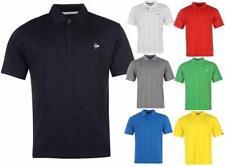 Camisetas de hombre de manga corta de poliéster talla XS