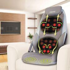 Homedics CBS-1000 MAX Shiatsu Full Back Shoulder Heat Deluxe Massager Chair NEW!