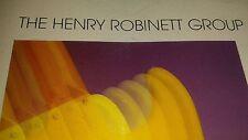 THE HENRY ROBINETT GROUP, 1987 Import CD, Jazz Musician/Artist