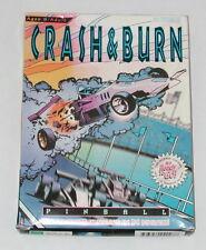 PC Game Crash & Burn Pinball Complete
