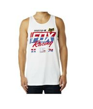 NEW FOX Mens First Placed Premium Tank Top T Shirt Size S
