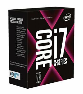 Intel Core i7-7820X Skylake-X 8-Core 3.6 GHz LGA2066 Processor SR3L5 Brand NEW