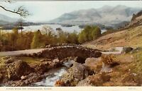 Postcard - Keswick - Ashness Bridge and Derwentwater