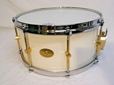 "New Listing One Of A Kind Noble & Cooley 7 X 14"" Af Blaemire Fiberglass Shelled Snare Drum"
