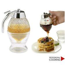 Dosatore dosa miele in vetro con alveare e supporto ml. 200