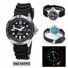 Seiko Analog Sport Watch SOLAR SNE107P2