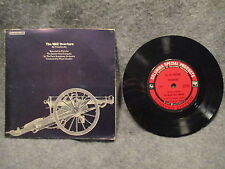 """7"""" 33 RPM Record Quaker Oats Tchaikovsky The 1812 Overture Columbia ZTV 88936"""