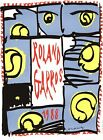 PIERRE ALECHINSKY Roland Garros French Open 28.75 x 21.25 Poster 1988 Expression