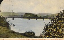 Palmerstown North,New Zealand,Fitzherbert Bridge,North Island,Used,1908
