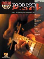 Modern Rock Guitar Play-along Vol. 5, CD-Songbook Sheet Music Song Book SOD ET