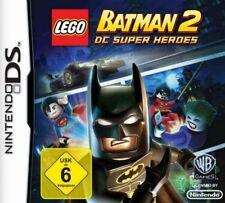 Nintendo DS 3ds Lego Batman 2 DC Super Heroes impecable