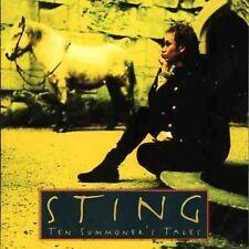 Sting - Ten Summoner's Tales [CD New]   #35