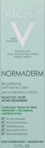 Vichy Normaderm Beautifying Hydrating Lotion 1.7 oz Exp. 2021+