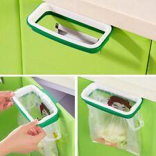 New Hanging Garbage Rubbish Waste Bag Kitchen Carrier Bag Bin Sack Hanger Holder