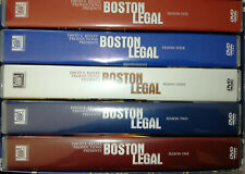 BOSTON LEGAL BOX SET 1-5