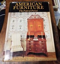 American Federal Period,Furniture Winterthur Museum Catalog Book 491 pieces