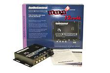 AudioControl OVERDRIVE PLUS BLACK 2-Channel Line Driver