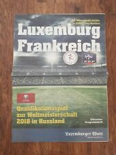 More details for kylian mbappe france debut programme luxembourg rare euro world cup messi