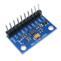 SPI/IIC  MPU-9250 9-Axis Attitude +Gyro+Accelerator+Magnetometer Sensor Module