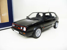 1:18 Norev VW Golf 2 GTI g60 NERO BLACK NUOVO NEW
