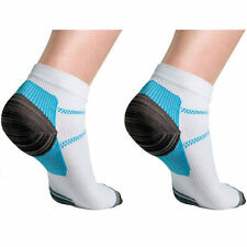 1 X Thermoskin Walk on Plantar FXT Compression Ankle Socks -heel Spurs Arch Pain XS