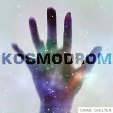 "Gimme Shelter ""Kosmodrom"" (CD digi, 2017) NEU Synthipop Depeche Mode"