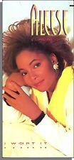 Aleese Simmons - I Want It - New 1988 Long Box Soul CD!