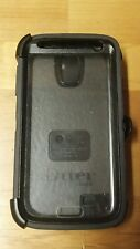 Samsung Galaxy S4 Otterbox defender case with holster