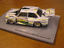 BMW Art Car 320i Grp 5 Le Mans 1977 - Roy Lichtenstein
