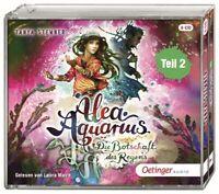 TANYA STEWNER - ALEA AQUARIUS 5.2 DIE BOTSCHAFT DES REGENS  5 CD NEW