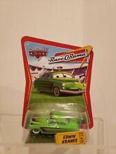 Disney Pixar Cars Movie RaceORama Edwin Kranks #72 Diecast Vehicle NIB