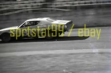 1973 Jim Vandiver #31 - Nascar Daytona 500 Qualifier Race #2 - Vintage Negative