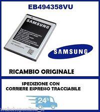 Batteria Originale Samsung Galaxy ACE GT-S5830 EB494358VU - SPEDIZIONE CORRIERE